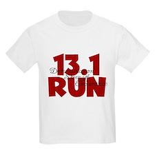 13.1 Run Red T-Shirt