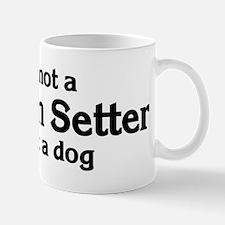 Llewellin Setter: If it's not Mug
