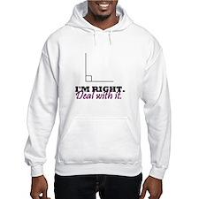Im Right Hoodie