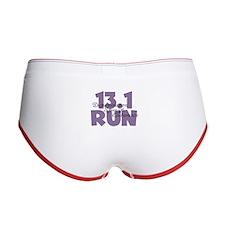 13.1 Run Purple Women's Boy Brief