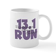 13.1 Run Purple Mug