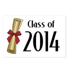 Class of 2014 Diploma Postcards (Package of 8)