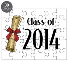 Class of 2014 Diploma Puzzle