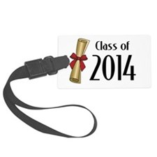 Class of 2014 Diploma Luggage Tag