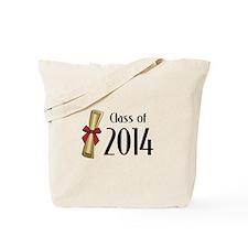 Class of 2014 Diploma Tote Bag