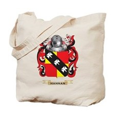 Hannan Coat of Arms (Family Crest) Tote Bag