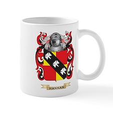 Hannan Coat of Arms (Family Crest) Mug
