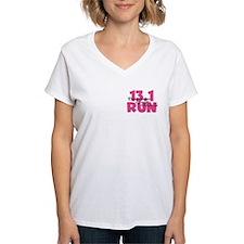 13.1 Run Pink Shirt