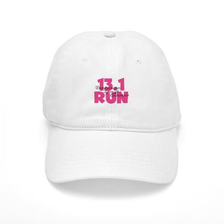 13.1 Run Pink Cap