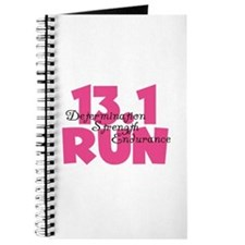 13.1 Run Pink Journal