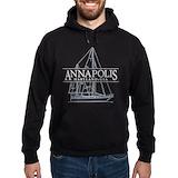 Annapolis Hoodie (dark)