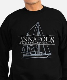 Annapolis Sailboat - Sweatshirt