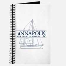 Annapolis Sailboat - Journal