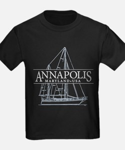 Annapolis Sailboat - T