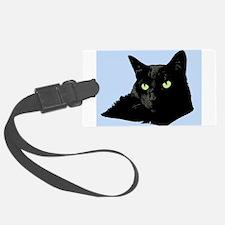 Diva Kitty Luggage Tag