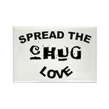 """""""Spread the Chug Love"""" Magnet"""