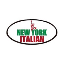 New York Italian Patches