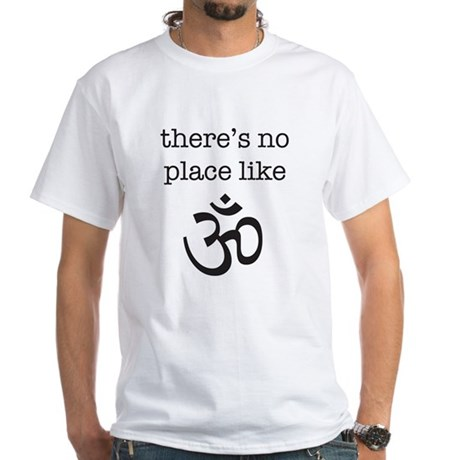noplacelikeom_Page 1 T-Shirt