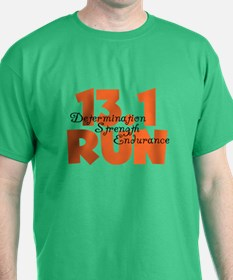 13.1 Run Orange T-Shirt