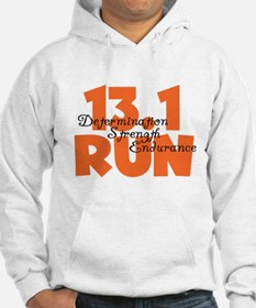 13.1 Run Orange Hoodie