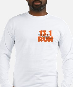 13.1 Run Orange Long Sleeve T-Shirt
