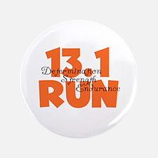 """13.1 Run Orange 3.5"""" Button"""