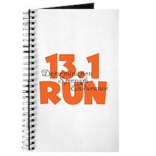 13.1 Run Orange Journal