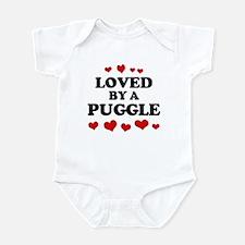 Loved: Puggle Infant Bodysuit