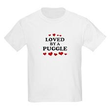 Loved: Puggle Kids T-Shirt