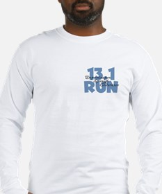 13.1 Run Blue Long Sleeve T-Shirt