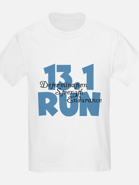 13.1 Run Blue T-Shirt