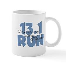 13.1 Run Blue Mug