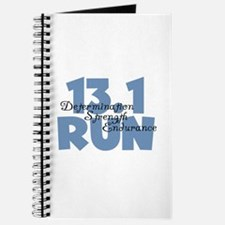 13.1 Run Blue Journal