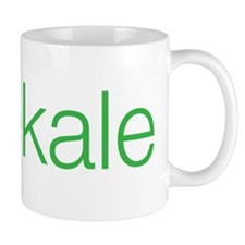 i love kale Small Mug