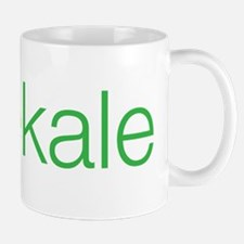 i love kale Small Small Mug