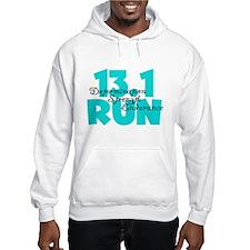 13.1 Run Aqua Hoodie