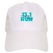 13.1 Run Aqua Baseball Cap