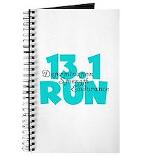 13.1 Run Aqua Journal
