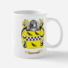 Hanson Coat of Arms (Family Crest) Mug