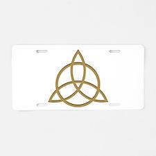Charmed Aluminum License Plate