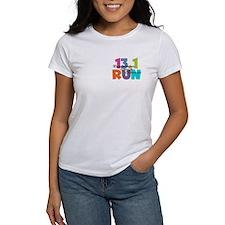 13.1 Run Multi-Colors Tee