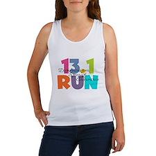 13.1 Run Multi-Colors Women's Tank Top
