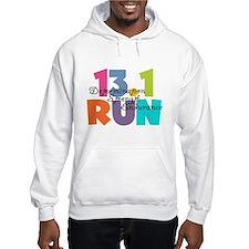 13.1 Run Multi-Colors Jumper Hoody