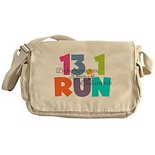 13.1 Run Multi-Colors Messenger Bag