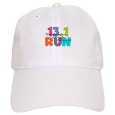 13.1 Run Multi-Colors Baseball Baseball Cap