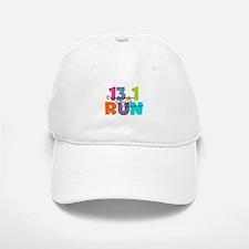 13.1 Run Multi-Colors Baseball Baseball Cap