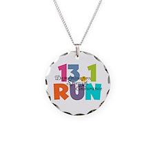 13.1 Run Multi-Colors Necklace