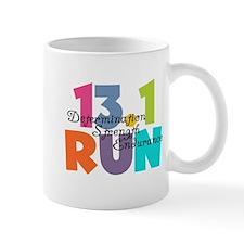 13.1 Run Multi-Colors Mug