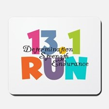 13.1 Run Multi-Colors Mousepad