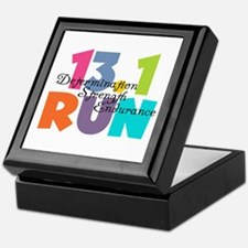 13.1 Run Multi-Colors Keepsake Box